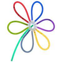 Flor luminosa Partylus