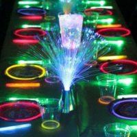 Cena glow party Partylus