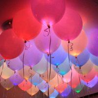 Globos luminosos para fiestas Partylus