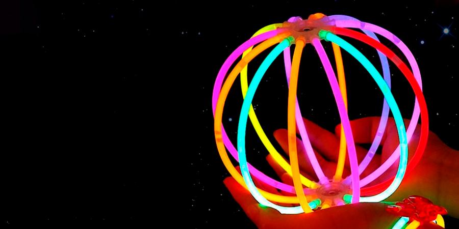 Juegos con bola luminosa Partylus