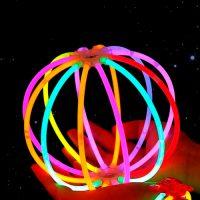 Juegos pelota luminosa Partylus