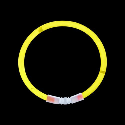 pulseras fluor amarillas por mayor