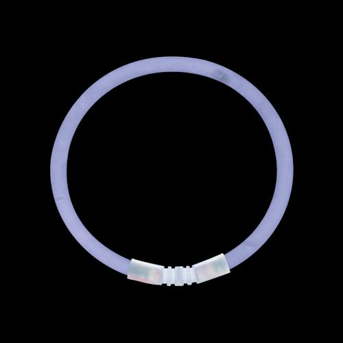 pulseras fluor blancas por mayor