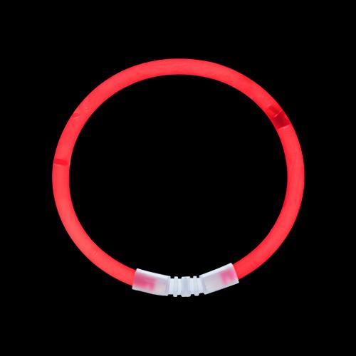 pulseras fluor rojas por mayor
