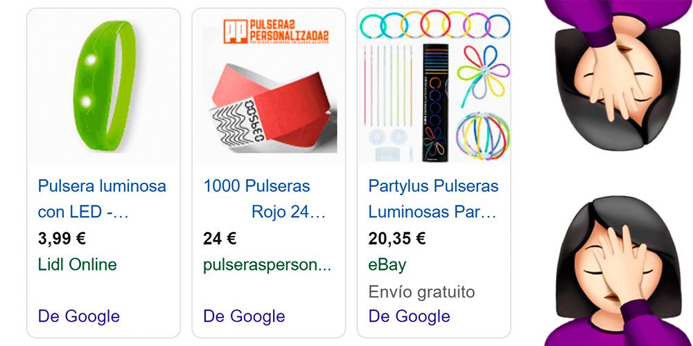 pulseras-luminosas-ebay